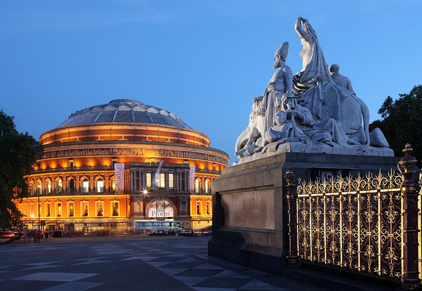 Royal Albert Hall - London.
