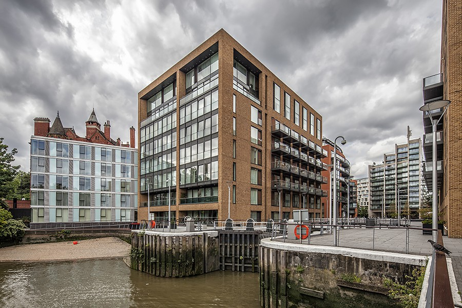 Grosvenor Waterside - London (Allies and Morrison)