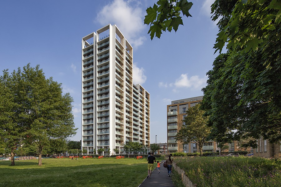 Park Heights - London (PRP Architects)