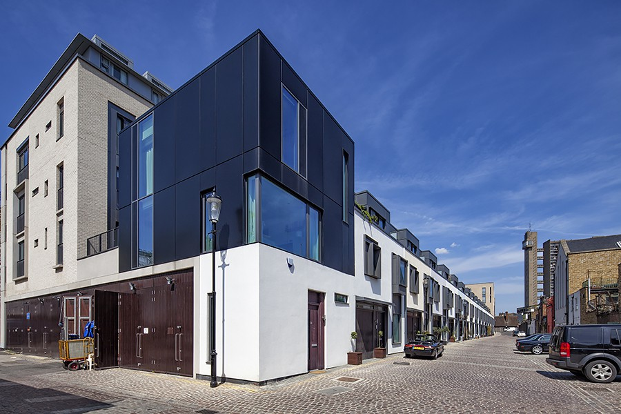 Portobello Square - London (PRP Architects)
